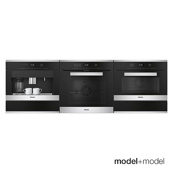 Miele appliances - 3DOcean Item for Sale