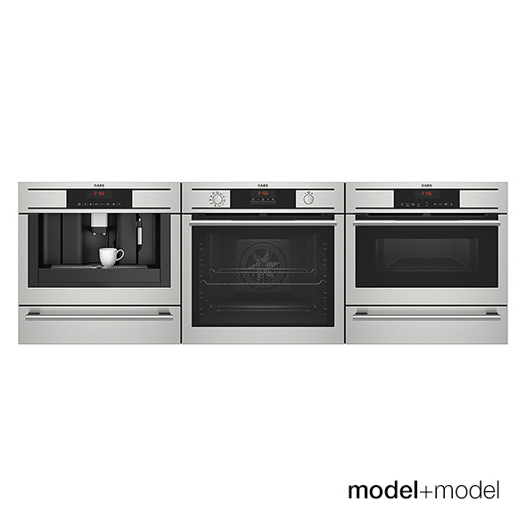 AEG appliances - 3DOcean Item for Sale