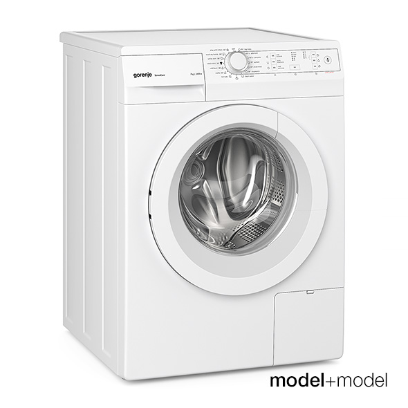 Gorenje washer and dryer - 3DOcean Item for Sale