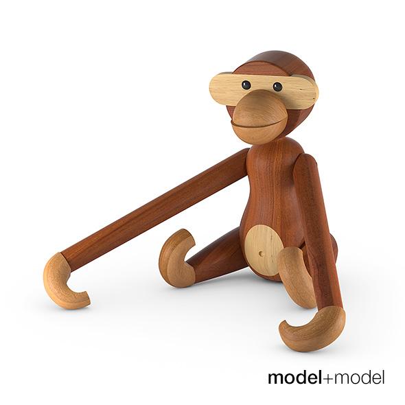 Rosendahl Monkey - 3DOcean Item for Sale
