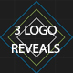 3 Simple Shape Logo Reveals - VideoHive Item for Sale