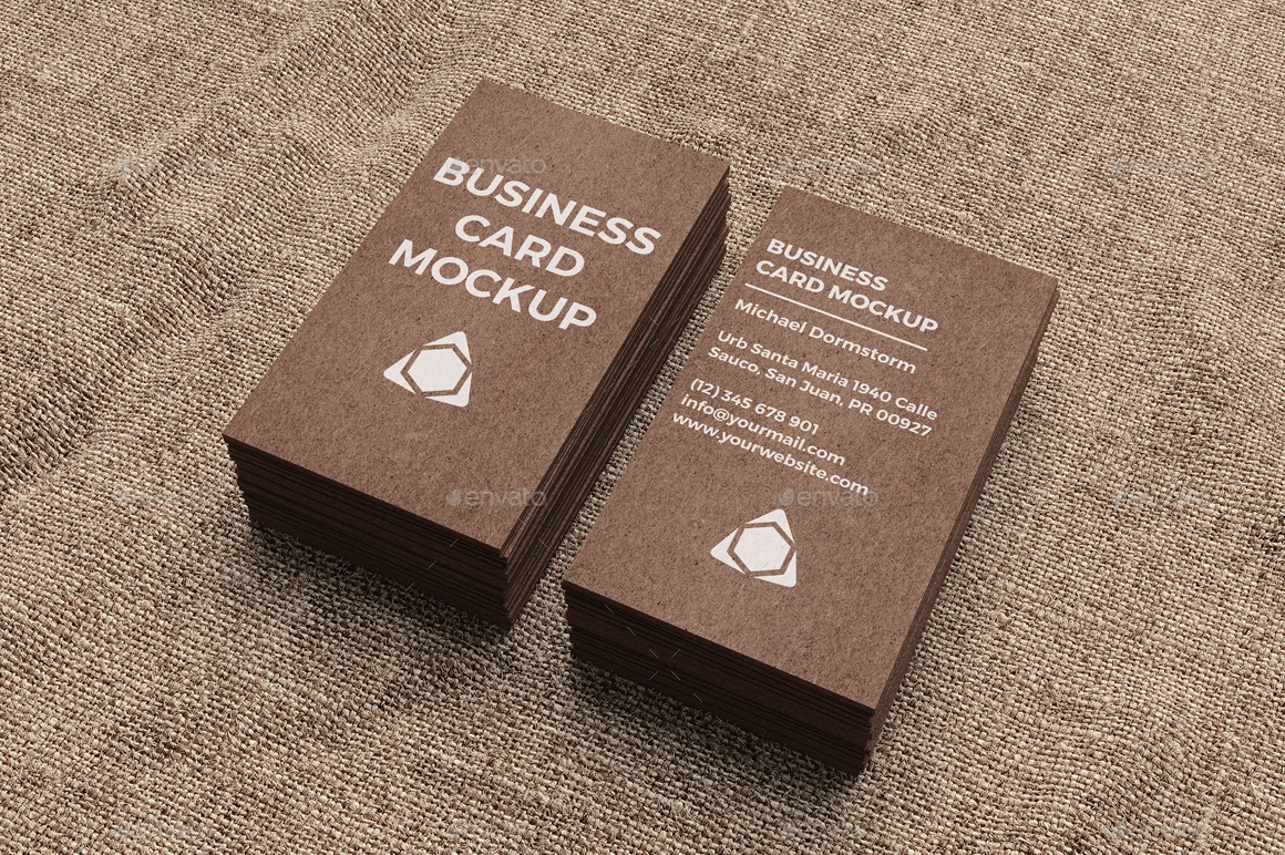 Business cards on kraft paper image collections card design and kraft paper business card mockup by aykutfiliz graphicriver kraft paper business card mockup business cards print reheart Gallery