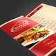 Trifold Menu Template Vol.5 - GraphicRiver Item for Sale
