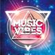 Music Vibes Flyer v2