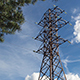 High-voltage Tower Timelapse - VideoHive Item for Sale
