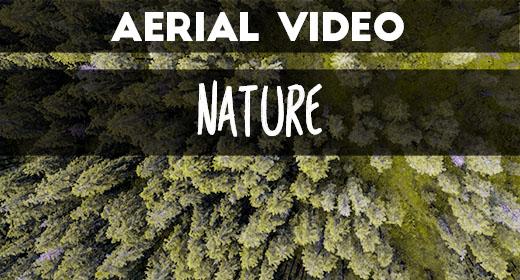 [Aerial Video] Nature