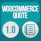 WooCommerce Quote - CodeCanyon Item for Sale