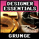 Designer Essentials Ultimate 3D Grunge Styles Vol.1 - GraphicRiver Item for Sale