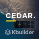 Cedar - Multipurpose Responsive Email Template + Builder Nulled