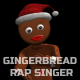 Gingerbread Rap Singer - VideoHive Item for Sale