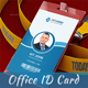 Content Marketing Office ID Card | Volume 1 - GraphicRiver Item for Sale
