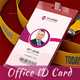 Content Marketing Office ID Card - Volume 2 - GraphicRiver Item for Sale