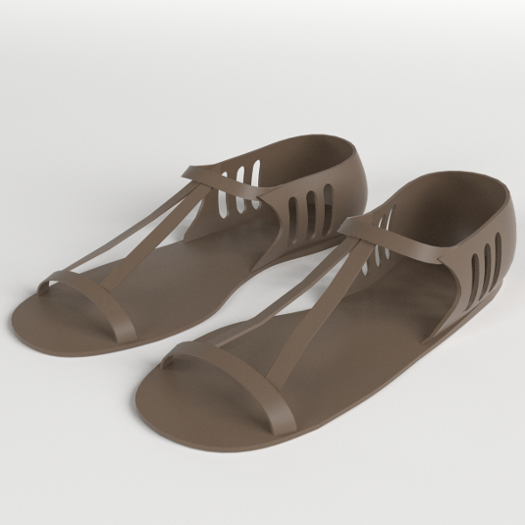 Sandals nr. 1 - 3DOcean Item for Sale