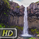 Svartifoss Waterfall - VideoHive Item for Sale