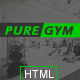 PureGym - Sport & Gym HTML5 Responsive Template - ThemeForest Item for Sale