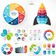 6 Steps Infographics. PSD, EPS, AI. - GraphicRiver Item for Sale