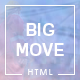 Big Move - Responsive Transport & Logistics HTML Template Nulled