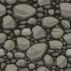 Cartoon Stone Texture In Gray Colors Seamless - GraphicRiver Item for Sale