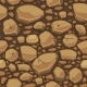 Cartoon Stone Texture In Brown Colors Seamless - GraphicRiver Item for Sale