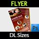 Barber Shop Flyer DL Size Template - GraphicRiver Item for Sale