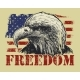 American Bald Eagle And Flag - GraphicRiver Item for Sale