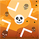 Narrow Passage For Halloween - HTML5 Game