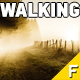 Walking Action - GraphicRiver Item for Sale