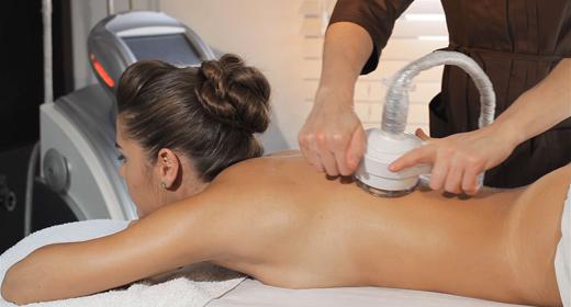 Body care at the salon