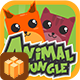 Animal Jungle - Admob Addictive Endless Eclipse Project