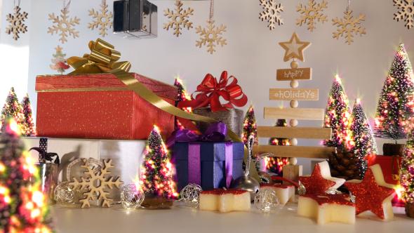 holiday gift shopping