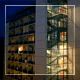 Night Life Of Old Hotel - VideoHive Item for Sale