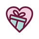 Gift Love - GraphicRiver Item for Sale