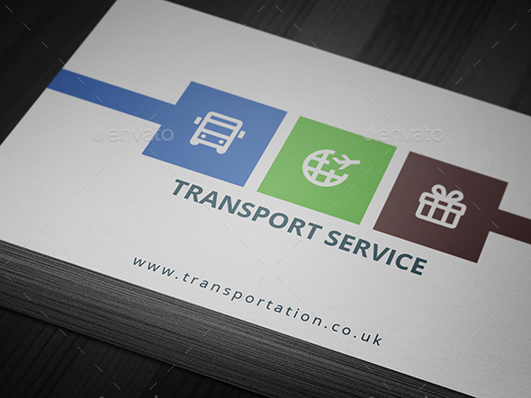 services business cards