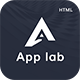 AppLab - Premium App Landing Page HTML Version - ThemeForest Item for Sale