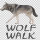 Realistic 3D Wolf Walk Animation - VideoHive Item for Sale
