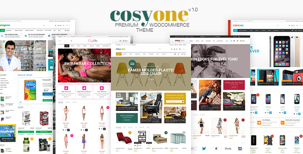 CosyOne – Multipurpose Woocommerce Theme
