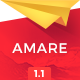 Amare - Responsive Email & Newsletter Template - ThemeForest Item for Sale