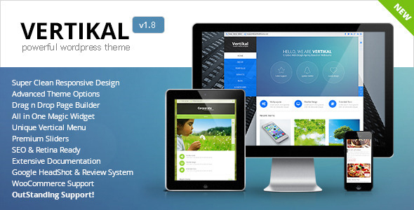 Multi - Friendly Multi-Purpose HTML Template - 8