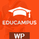 Educampus - Education & University WordPress Theme - ThemeForest Item for Sale