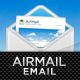 Airmail! - Customizable Email Template Nulled