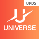 Universe Multipurpose PowerPoint Presentation - GraphicRiver Item for Sale