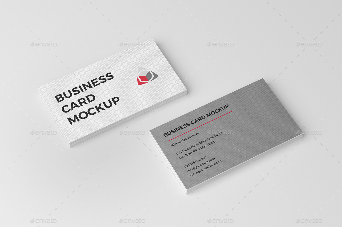Business Card Mockup by aykutfiliz | GraphicRiver
