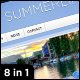 Summerlin - 8 in 1 - Premium XHTML/CSS Template - ThemeForest Item for Sale