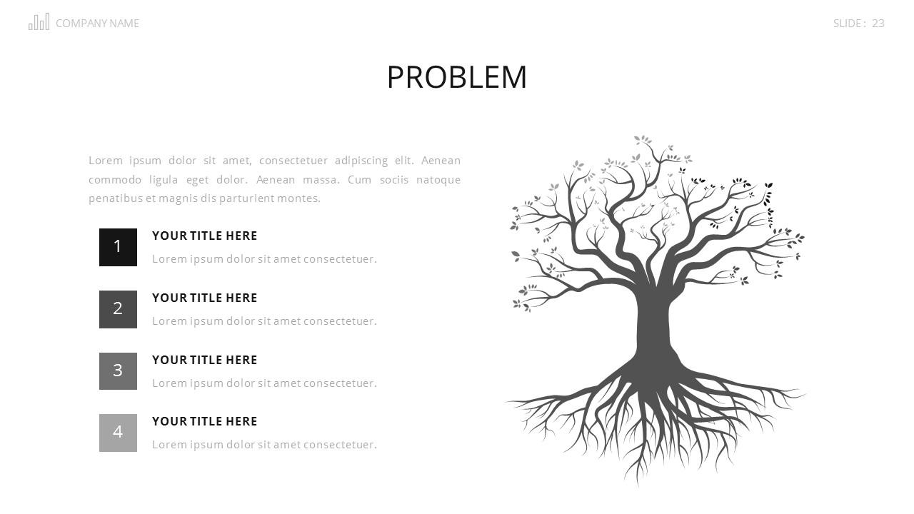 Startup Business Plan PowerPoint Presenation Template