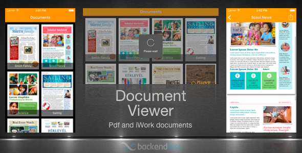 Source code              Document Viewer App Swift 3 nulled