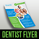Dentist Flyer Template - GraphicRiver Item for Sale