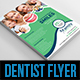 Dentist Flyer - GraphicRiver Item for Sale