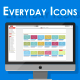 Everyday Icons Pack - VideoHive Item for Sale
