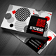 Studio8 Business Card - GraphicRiver Item for Sale