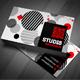 Studio8 Business Card - GraphicRiver Item for Sale
